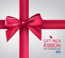 Gift Pack Ribbon by atifarshad
