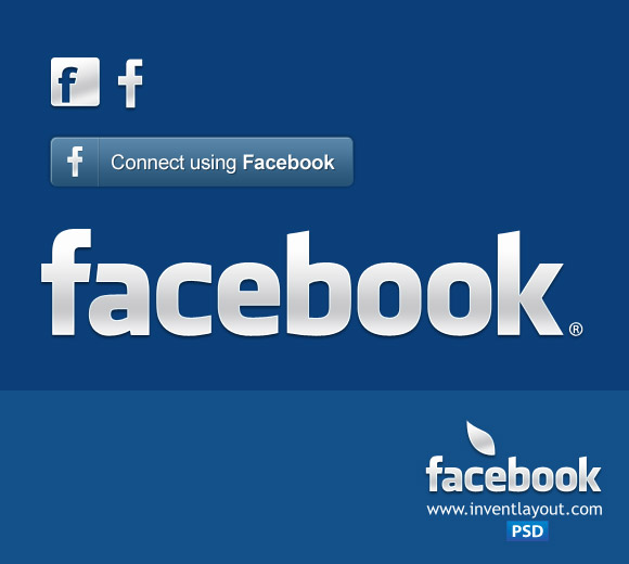 Facebook logo and connect button by atifarshad on deviantart facebook logo and connect button by atifarshad maxwellsz