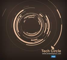 Tech Circle by atifarshad
