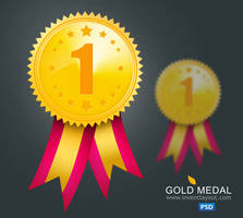 Gold Medal 3 by atifarshad