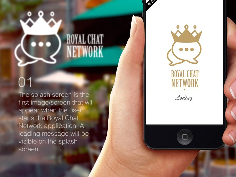 royal chat