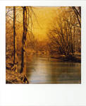 by the river by kuru93