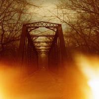 bridge lost in light by kuru93