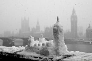 Snow Castle by willbl