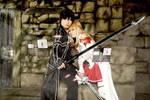Sword art online : Kirito and Asuna