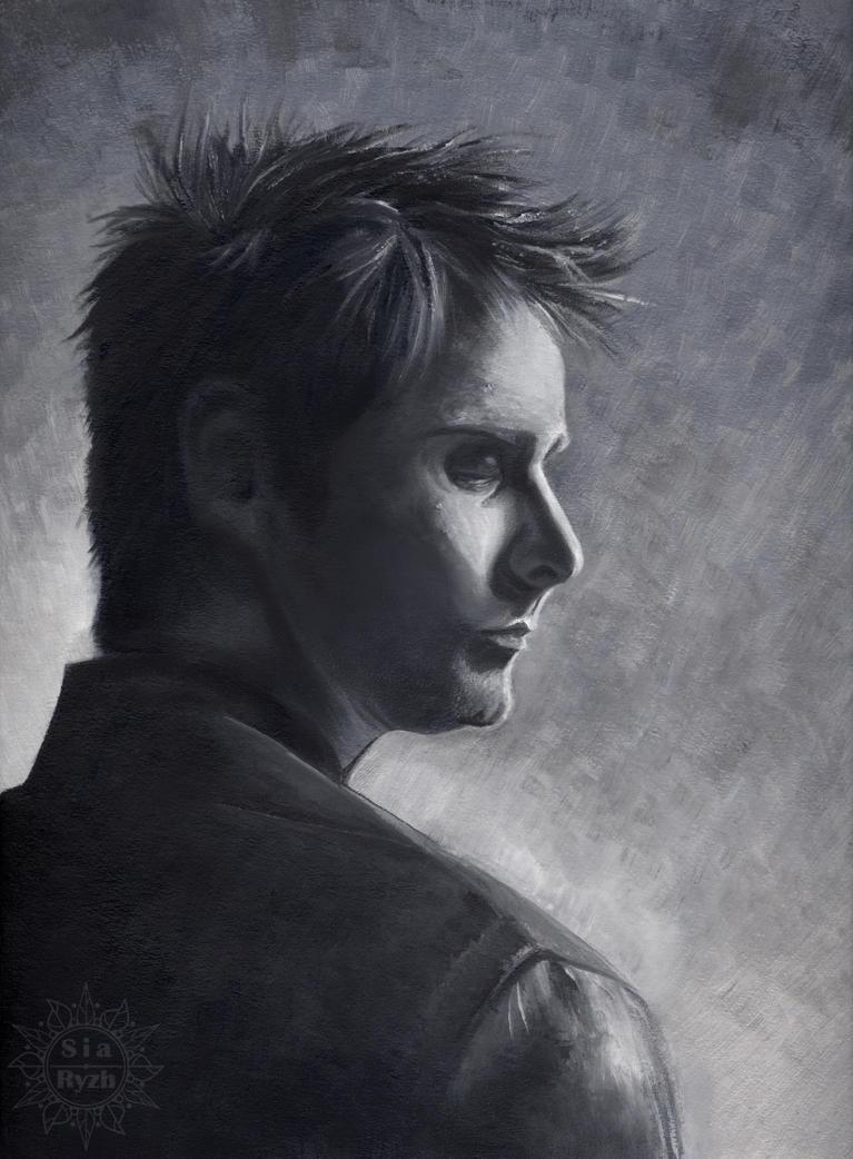Matthew James Bellamy by SiaRyzh