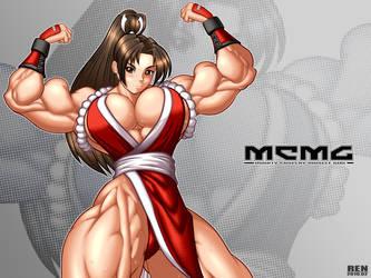 Masami cosplay mai by RENtb