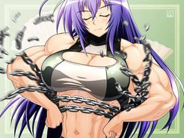 Medaka break heavy chain by lat spread