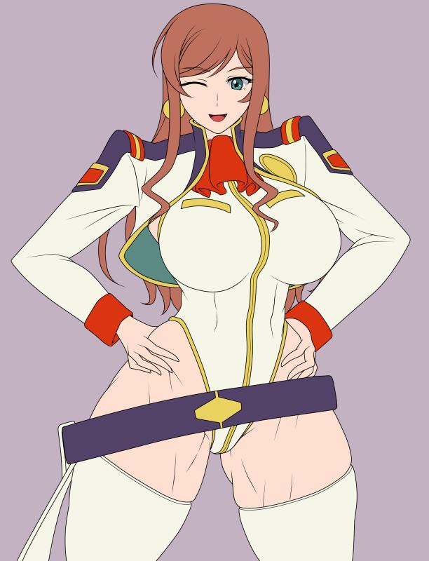 Kmiki mirai Gundam breaker2 cosplay by RENtb