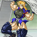 Old work Gif anime reichel by RENtb