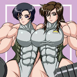Muscle Captains by RENtb
