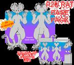 Rat p2u Base Pack (DISCOUNTED