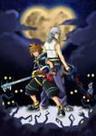 Sora and Riku (Kingdom Hearts)