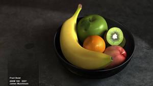 Fruit Bowl Assignment