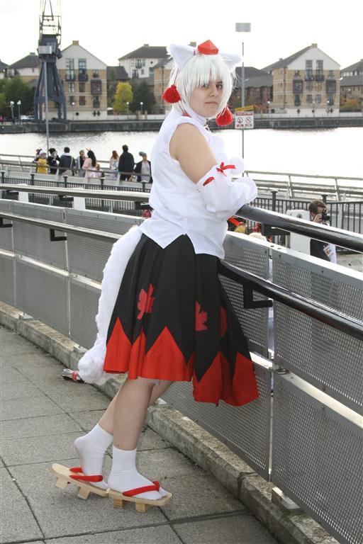Cosplay- Momiji Inubashiri 3 by Charlotte-Chan