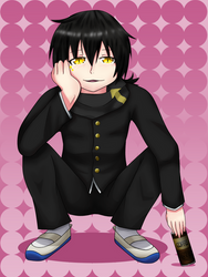 Student Kuroha