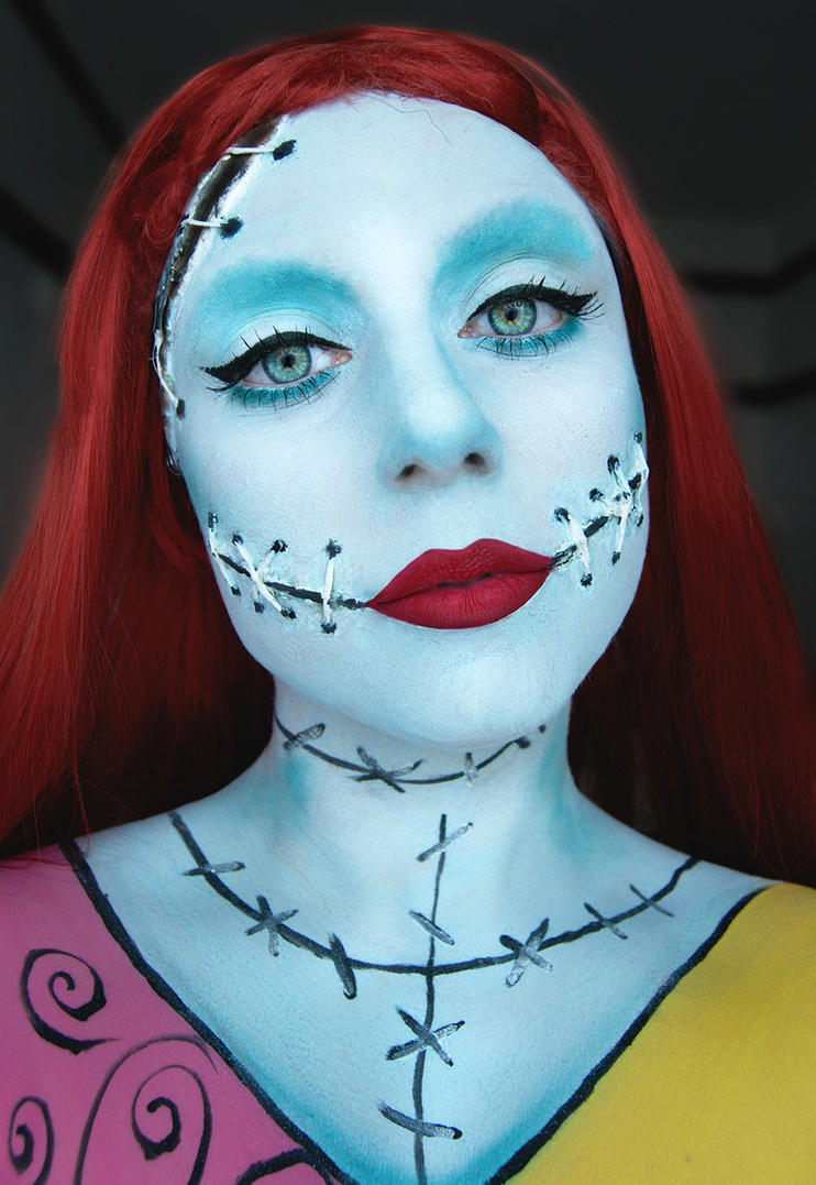 Sally from Nightmare Before Christmas SPECIAL FX. by JessieOctober ...