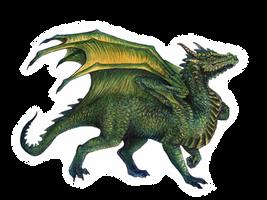 Drakonas by zuvelioke