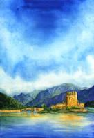 Castle by zuvelioke