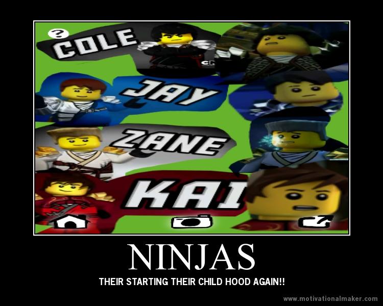NINJAS! by ChibiCinnamonRoll