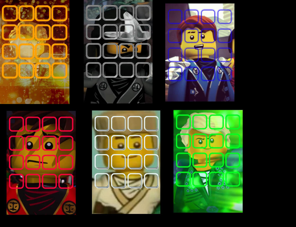 Free ninjago ipod wallpaper by chibicinnamonroll on deviantart - Ninjago phone wallpaper ...