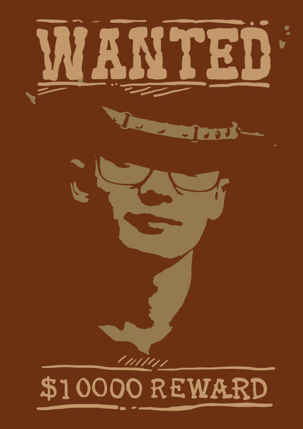 Wanted-1 by JonoBond