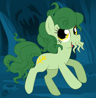 Pony from Deep R'lyeh by CatbeeCache