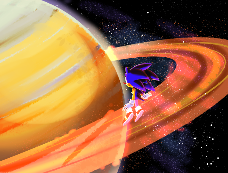 BP Commission- Sonic Space by CatbeeCache
