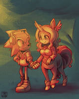 COM- New Love by CatbeeCache