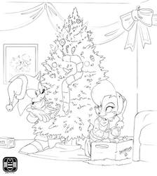 COM- Tree Decorating by CatbeeCache