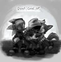 COM Don't Give Up