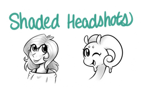 [Sketch] Headshots