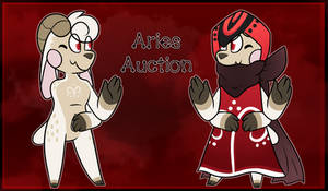 Aries Hoodling Auction -OPEN-