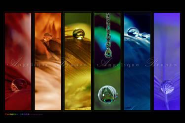 :: Rainbow drops ''' ::