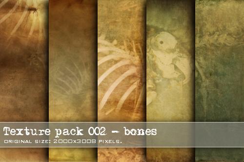 :: Texture pack bones :: by Liek