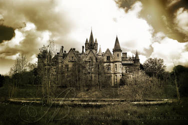 :: Urbex Chateau de Noisy :: by Liek