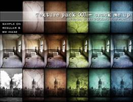 :: Texture pack 007 - Crack me by Liek