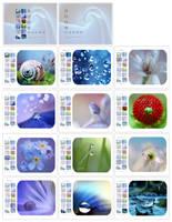 :: Calendar Macro 2009 :: by Liek