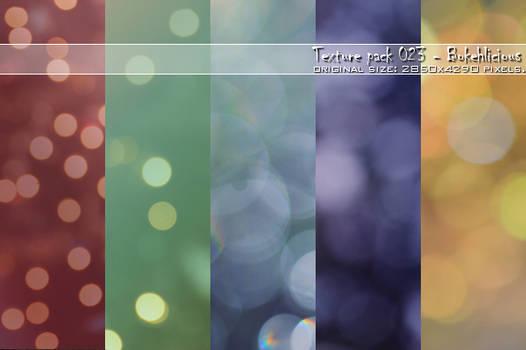 :: Texture pack 023 - Bokehlicious ::
