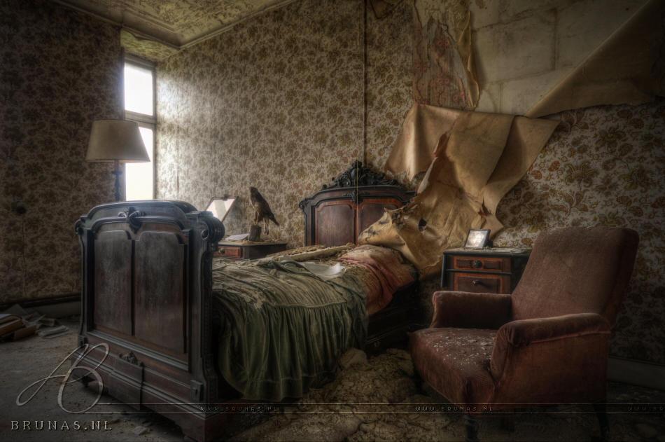 Chateau de la foret - Dreams of decay by Liek