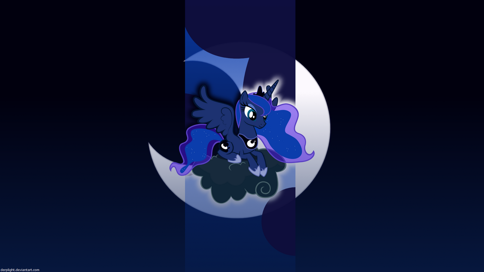 Princess Luna Wallpaper 1920x1080 By Derplight On DeviantArt
