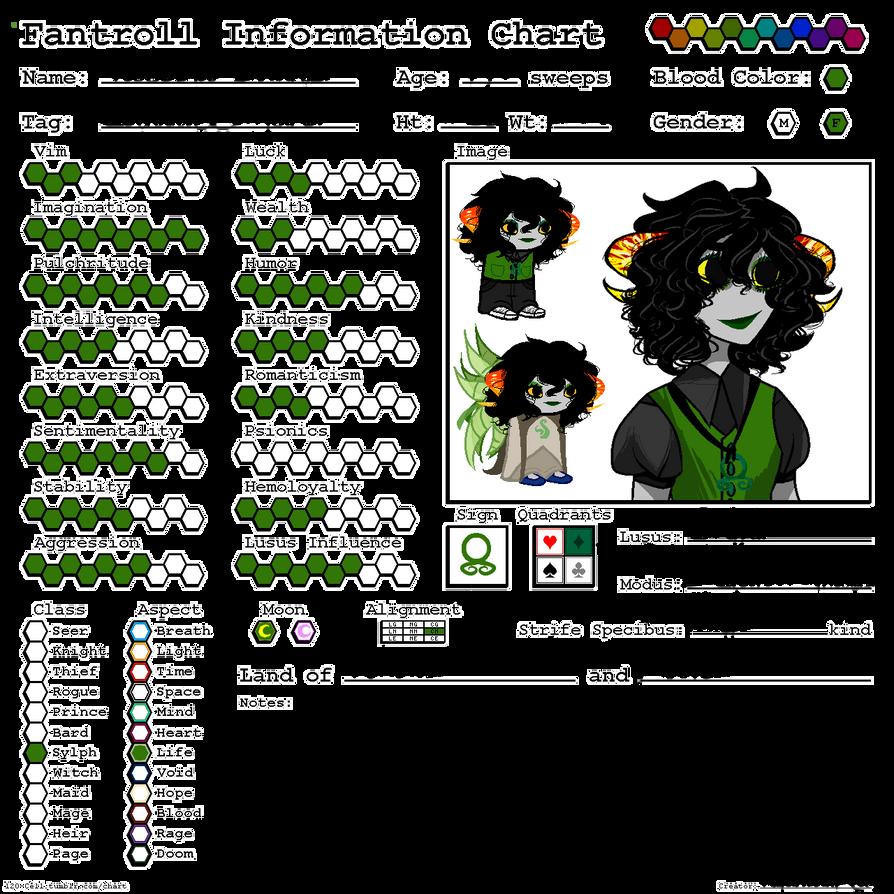 Taecka Info by Kippersinart on DeviantArt