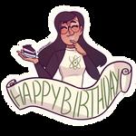 birthday gorl