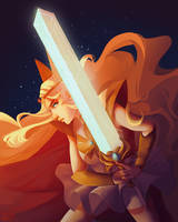 SHE RA by Kippersinart