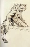 Werewolf by AedShailoh