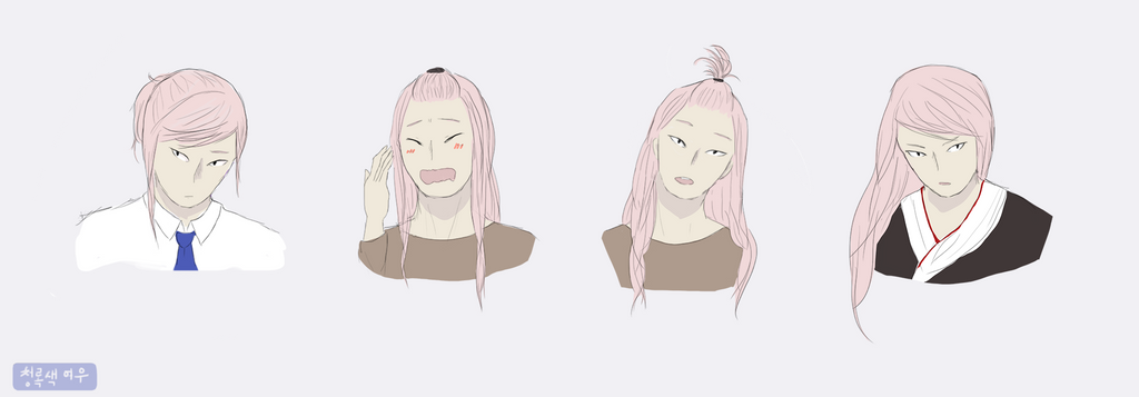 Hairstyles by AddictiveFreak