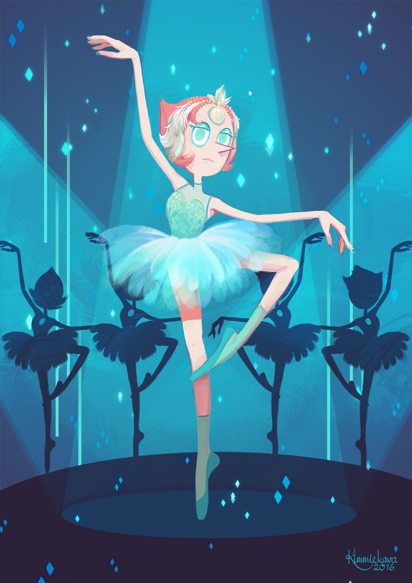 Pearl by Kimmiko