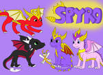 Spyro and the Dragons