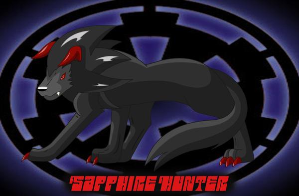 ID for SapphireHunter by DrentaiWolf