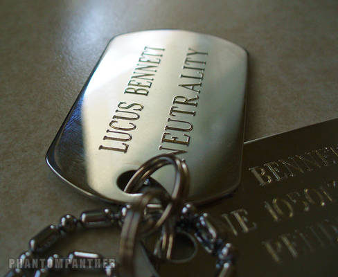 Photo - Lucus Dog Tag